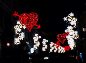 San Valentino Torio: quattro giorni scintillanti dedicati all'Amore