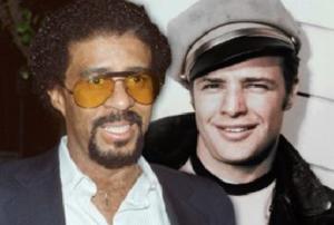 Marlon Brando e Richard Pryor, furono amanti'