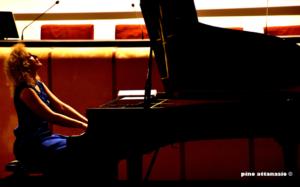 Grande successo: per il concerto della pianista, Olga Zdorenko