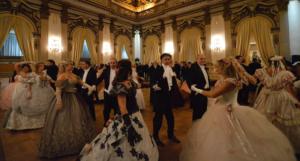 """La compagnia Nazionale di danza storica: ha celebrato i sessant'anni del romanzo il """"Gattopardo"""""""