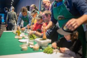 Pesto, patrimonio dell'Unesco