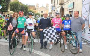Giro della Campania in Rosa, tre tappe dal 20 aprile