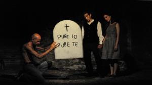 """Al Nostos Teatro,""""Scarabocchi"""": il fumetto di Maicol&Mirco in scena con il Teatro Rebis"""