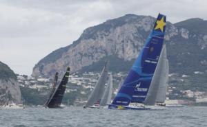 Rolex Capri Sailing Week nelle acque azzurre intorno all'isola azzurra-fotogallery