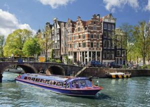 Amsterdam, città da vivere con tutta la famiglia