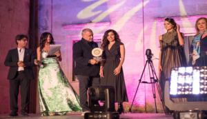 """Grande successo per il Premio Moda """"Città dei Sassi""""2018-Fotogallery"""