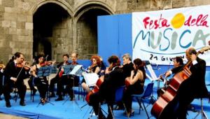Napoli partecipa alla festa europea della musica: un inno alla gioia