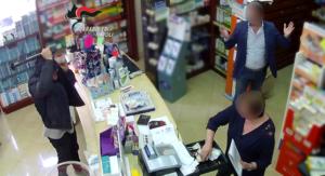 """Caivano:arrestato rapinatore seriale, """"era il terrore delle farmacie"""