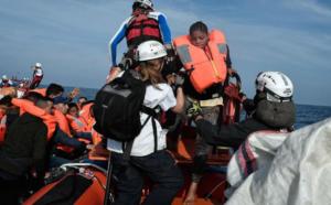 Il Porto di Valencia accoglierà Aquarius e i 629 migranti