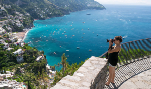 Mare pulito: Sorrento festeggia la Bandiera Blu