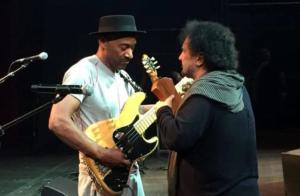 Marcus Miller ed Enzo Avitabile in concerto a Pompei il 21 luglio 2018