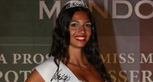 Federica Rizza: Vince la Prima Tappa, del Tour Miss Mondo 2018-2019