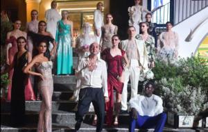 Moda: 20 anni maison Scognamiglio con sfilata a Capri