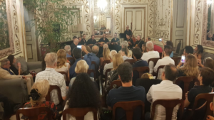La NapoliMandolinOrchestra in Giappone: con le quattro stagioni della musica italiana