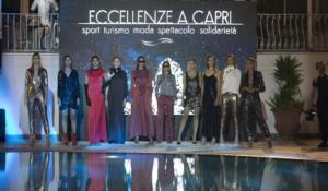 """""""I Miti del Cinema All'evento Eccellenze a Capri"""" Tra Spettacolo e Solidarietà-fotogallery"""