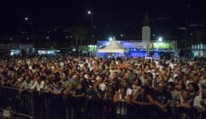 In 500.000 per Bufala Fest su lungomare Napoli