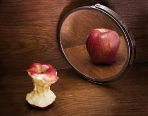 Anoressia, il cervello diventa sordo al grido del corpo