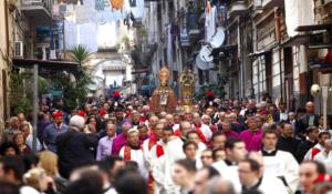 """San Gennaro 2018: ecco le iniziative per la festa del """"Patrono"""""""