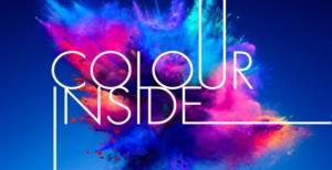 """""""Colour Inside"""" alla Terrazza Flegrea"""