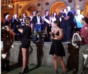 """Grande successo per """"Taglio di Luna Piena 2018"""" a Villa Domi-fotogallery"""
