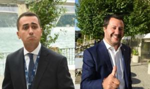 "Salvini e Di Maio, ""parenti serpenti"""