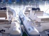 Alla Lega Navale l'anteprima dei gommoni 27GT e 25GT della MV Marine con motori Mercury