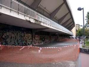 Muscarà: lo stadio Collana torna in stato abbandono