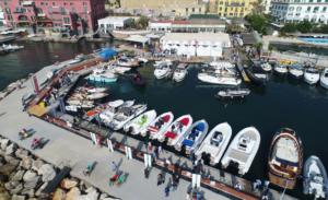 Al via il 31° Navigare al Circolo Posillipo, prove a mare con oltre 80 imbarcazioni