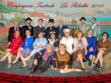 """La compagnia teatrale """"La Ribalta"""" festeggia 10 anni di attività e successi-fotogallery"""