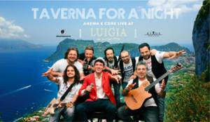"""L'Anema e Core Band va in tournée: Da Capri fino a Dubai """"con il suo tour invernale"""""""