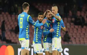 """Champions League, Napoli-Stella Rossa 3-1: doppietta di Mertens """"da urlo al San Paolo"""""""