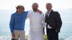 Stella Michelin ad Angelo Carannante, Chef del Caracòl dei Campi Flegrei-fotogallery