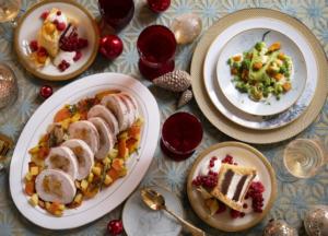 Il pranzo di Natale: tre ricette facili, moderne e leggere da fare a casa