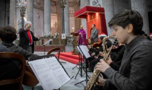 Nella Basilica di San Francesco di Paola il Precetto Natalizio