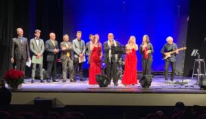 """Frattamaggiore continua a brillare: il Teatro De Rosa gremito per il concerto """"Guestar&Vokes-Christmas Edition"""""""