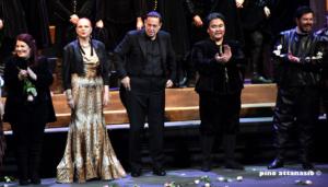 Grande successo per  la lirica: nel  bel teatro Verdi di Salerno