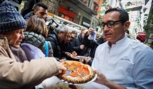 Riapertura Pizzeria Sorbillo: è festa di legalità!