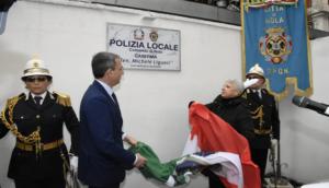 """Nola, Il Ministro Costa Intitola il Comando della polizia Locale, all'eroe """"Michele Liguori"""""""