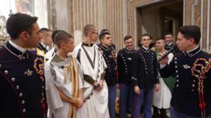 La Scuola Militare Nunziatella Apre le Porte alla Cultura con la Notte Nazionale del Liceo