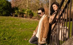 Matrimonio di Tony e Tina Colombo: una parata di vip per la festa della promessa