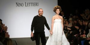 Altaroma, da Nino Lettieri un couture con i fiocchi