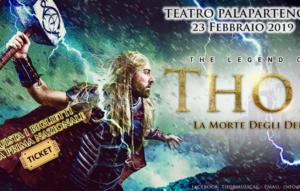 Al Palapartenope l'anteprima assoluta Thor