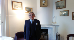 """L'intervista al Rettore Lucio D'Alessandro della prestigiosa Universita' """"Suor Orsola Benincasa"""""""