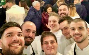 Oltre l'autismo, l'impegno: Uno chef per amico