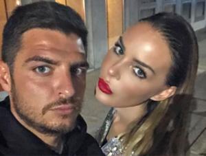 """Nina Moric e Luigi Mario Favoloso sono tornati di nuovo insieme: 'Ti amo più di ogni altra cosa. """"Senza te non vivrei"""""""