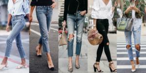 Jeans a vita alta: come abbinarli e sceglierli per ogni tuo look