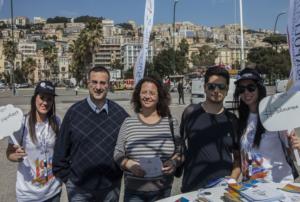 Universiade, Napoli: Con le Vele a100 Giorni Dalle Gare