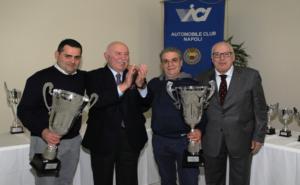 Automobilismo, campionati ACI Sport:  trionfano Antonio Corbo e Giuseppe Eldino