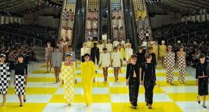 Vuitton sfilerà con la Cruise in terminal Twa a NY