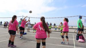 """""""Illuminiamo il Volley"""", la mission: promozionare lo sport come alternativa alla strada"""